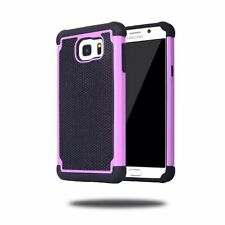 New Shockproof Heavy Duty Protective Hard Case Cover For Samsung Galaxy Phones