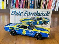DALE EARNHARDT SR #8 RPM 1975 ACTION NASCAR DIECAST Dodge Mopar Hemi 1/24 Bank