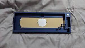 Cannon Keys Chimera65 Custom Mechanical 65% Keyboard - Navy/Silver