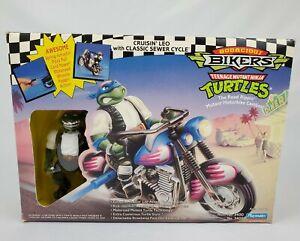 Teenage Mutant Ninja Turtles Bodacious Bikers Cruising Leo Sewer Cycle New