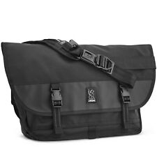 Chrome Industries Citizen All Black Messenger Courier Bike Backpack cycle Bag