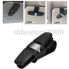 Car Auto Sun Visor Sunglasses Card Ticket Holder Ticket Clip Holder Universal