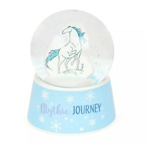 Disney Frozen 2 - Nokk Water horse Snow Globe Water Globe Winter Xmas Holiday