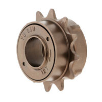 "Bronze 12T 34mm BMX Bike Bicycle Single Speed Freewheel Sprocket 1/2"" x 1/8"""