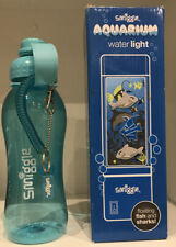 Smiggles Water Bottle/Drink Bottle Smiggle Aquarium Light Fish And Sharks