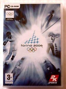 66552 - Torino 2006 [NEW / SEALED] - PC (2006) Windows XP