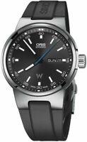 Oris Williams F1 Team Day Date Automatic Men's 42mm Watch 735 7716 4154 42450