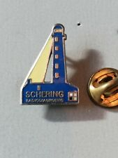 Pin's Pins phare Schering radiodiagnostic