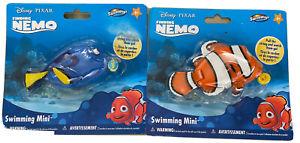 SwimWays Disney Finding Nemo Swimming Mini pull string pool or bath toy.