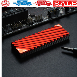 Jonsbo M.2-3 Heat Sink Cooling Pads M.2 2280 SSD Heat Dissipation Radiator