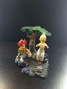 Chrono Trigger Figure Formation Arts Chrono and Marle Game Character Goods