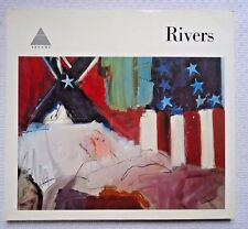 Rivers by Sam Hunter and Larry Rivers Softcover Book