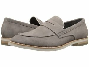 Calvin Klein Men's Andron Slip-on Loafer Suede 11M
