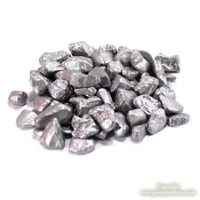 Silver gravel for terrariums, plant pot toppings and crafts 5-20MM 100g
