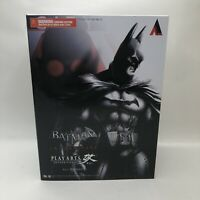 Square Enix Play Arts Kai Arkham City Batman No. 1  DC Comics Action Figure Rare