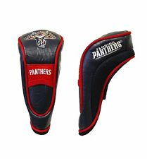 NHL Florida Panthers Hybrid Golf Headcover Course Club Cover Utility Accessory