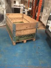 Euro Pallet Collars size 1200 mm x 800 mm used condition