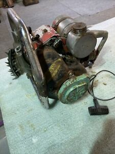 Rare Vintage Lombard Chainsaw Needs Rebuild Pulls Over!