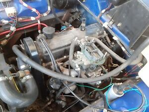Ford 2.0 Pinto Engine