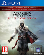 Assassin's Creed The Ezio Collection PS4 Playstation 4 300087715 UBISOFT