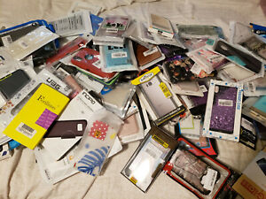 10 Phone Case Lot - iPhone, Samsung Galaxy, Motorola and more WHOLESALE LOT