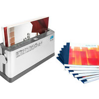 Binding Machine Electric Document Hot-melt Binder Thermal/A4 Binding Cover1~10mm
