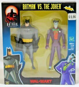 The New Batman Adventures Batman & The Joker Action Figures Hasbro 2001 NIB