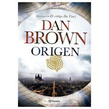 ORIGEN by DAN BROWN Autor de El Codigo Da Vinci (Spanish, Paperback)