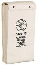 Klein Tools 5121-15 15-Inch Glove Bag, 4 Canvas