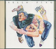 CD ALBUM 9 TITRES--YELLO--FLAG--1988