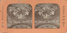 Vue stéréoscopique panoptique : Les Palais Nationaux ; Musé du Louvre (Plafonds)