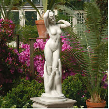 "Contemporary Nude Venus Goddess of Love 31"" Garden Replica Statue Carlo Bronti"