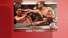 2015 UFC CHAMPIONS CHAMPIONSHIP CLASHES PICK 1 FOR $1.50 FINISH YOUR SET