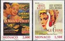 MONACO 2015 GRACE KELLY/FILM/CINEMA/FILM/Principessa/Persone/Royal 2 V Set mc1016