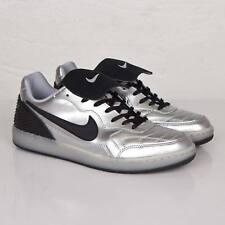 Nike Men's Tiempo '94 DLX QS 'Metallic Silver' Size 10.5 NEW 779519 001