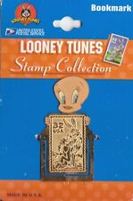 Official Looney Tunes Stamp Collection Lot Of 5 Tweety Bird Bookmark USPS - WB