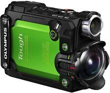Olympus Stylus TG-Tracker 4K Action Cam Water/Shock-proof Green (V104180EU000)