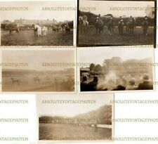 OLD PHOTOGRAPHS THE DUBLIN HORSE SHOW IRELAND VINTAGE 1930