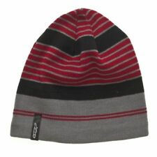 Gorras y sombreros de hombre de acrílico color principal gris de talla única