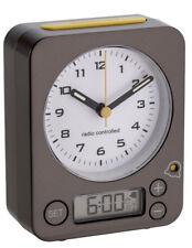 Tfa-dostmann 60.1511 Radiosveglia Combo Sveglia di Viaggio analogica (i3k)