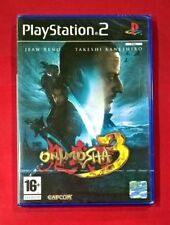 Onimusha 3 - PLAYSTATION 2 - PS2 - NUEVO