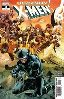 Uncanny X-Men #11 Rosenberg Marvel Comic 1st Print 2019 NM