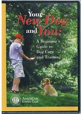Your New Dog and You : A Beginner's Guide to Dog Care & Training (DVD AKC 2003)