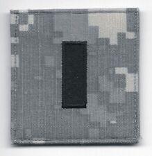 "2nds 2"" x 2"" ACU US Army O-2 1st Lieutenant Rank Movie Prop Patch VELCRO® BRAND"