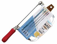 NEW Japanese Strong TooL Fret Saw DX Magical with 5 Blade DIY 160mm F/S