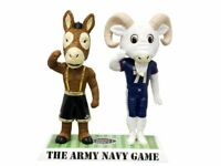 Army Mule / Bill The Goat Army / Navy Army-Navy Game Bobblehead NCAA