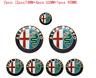 7pcs Alfa Romeo Emblem logo klassisch 147/156/ 159, 164/Brera, Spider 939, MITO