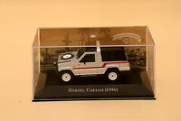IXO 1:43 Gurgel Carajas 1986 Diecast Models Limited Edition  Collection Toys Car