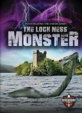 Loch Ness Monster - New Book
