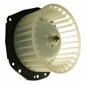 Heater Blower Motor w/Fan Cage for Chevy S10 GMC S-15 Sonoma Pickup Isuzu Hombre